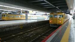 私が見た最初で最後の国鉄広島
